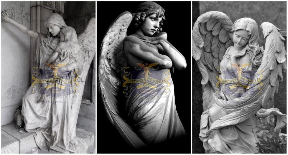 Мемориал Памятник-ангел CMA-9.13У