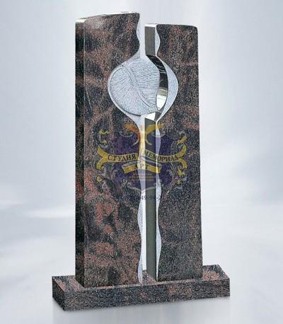 Мемориал Памятник из гранита СМА-5.03