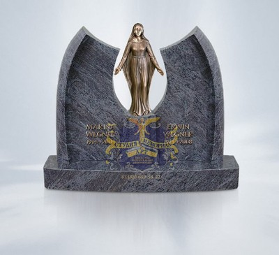 Мемориал Памятник из гранита СМА-5.33