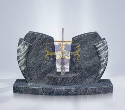 Мемориал Памятник из гранита СМА-5.34
