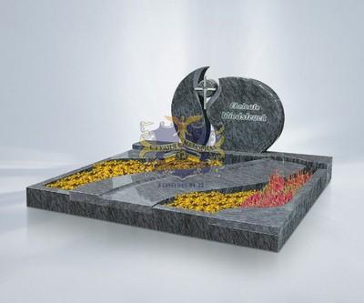 Мемориал Памятник из гранита СМА-5.38