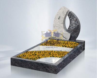 Мемориал Памятник из гранита СМА-5.54