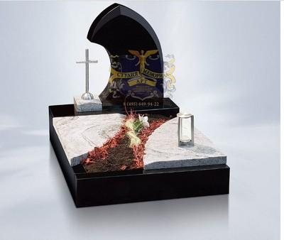 Мемориал Памятник из гранита СМА-5.58