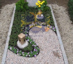 Озеленение могил - 1710