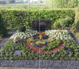 Озеленение могил - 1717