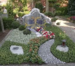 Озеленение могил - 1720