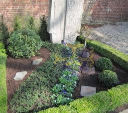 Озеленение могил - 1721