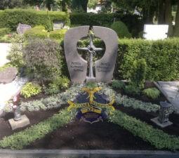 Озеленение могил - 1763