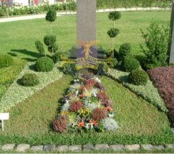 Озеленение могил - 1768