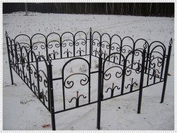 Индивидуальная ковкаМемориал