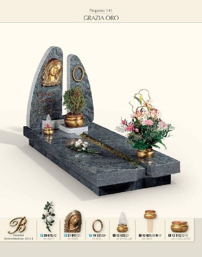 Итальянский памятник СМА-6.105Мемориал