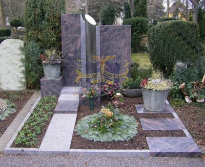 Эксклюзивные надгробные памятники модель 021Мемориал