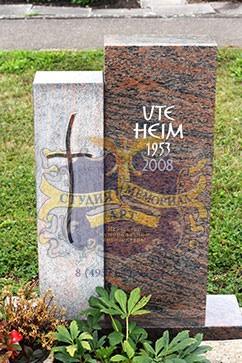 Эксклюзивные надгробные памятники модель 015Мемориал