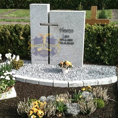 Эксклюзивные надгробные памятники модель 013Мемориал