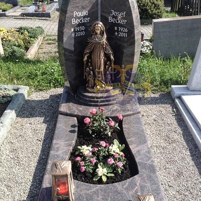 Эксклюзивные надгробные памятники модель 012Мемориал