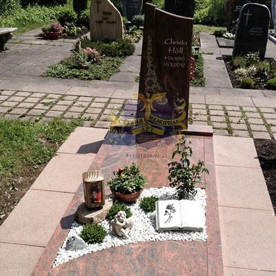 Эксклюзивные надгробные памятники модель 010Мемориал