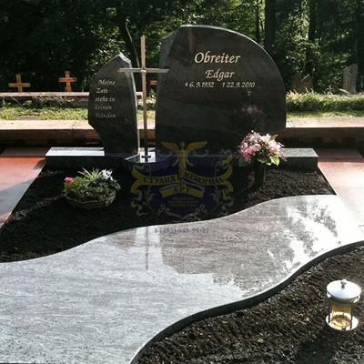Эксклюзивные надгробные памятники модель 007Мемориал