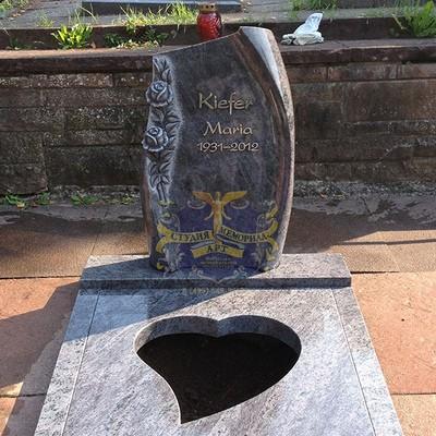 Мемориал Эксклюзивные надгробные памятники модель 006