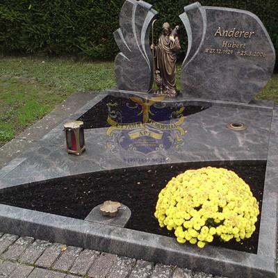 Эксклюзивные надгробные памятники модель 004Мемориал
