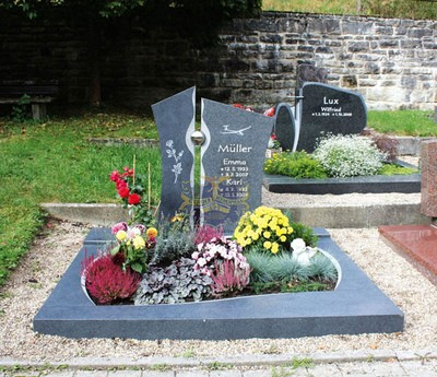 Эксклюзивные надгробные памятники модель 039Мемориал