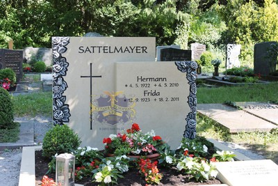 Эксклюзивные надгробные памятники модель 035Мемориал