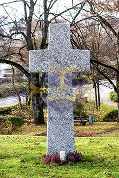 Эксклюзивные надгробные памятники модель 033Мемориал