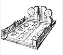 Эскиз памятника очень важен. Он позволяет увидеть памятник до начала работ. - 2425