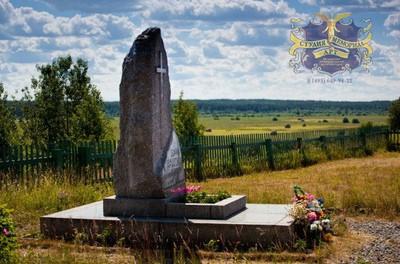 Мемориал Православный памятник на могилу-крест Крест из мрамора CМА-11.10