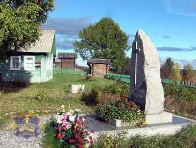 Православный памятник на могилу -крест Крест из мрамора CМА-11.07Мемориал