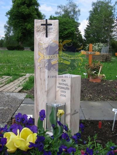 Мемориал Купить памятник из мрамора CМА-28.10