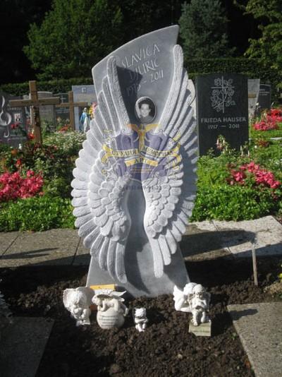 Мемориал Купить памятник из мрамора CМА-28.27