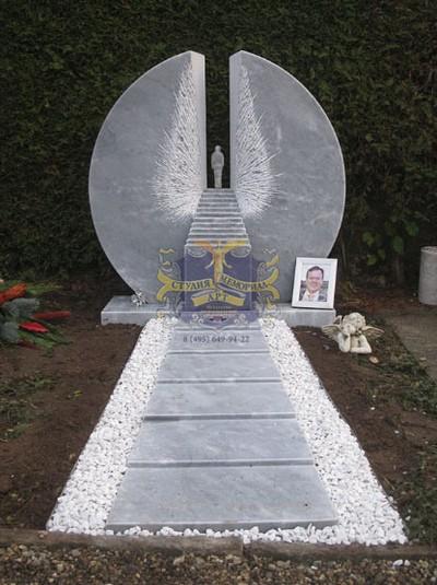 Мемориал Купить памятник из мрамора CМА-28.31