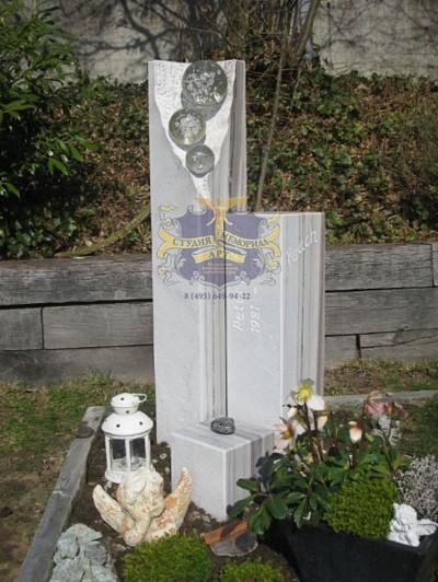 Мемориал Купить памятник из мрамора CМА-28.36
