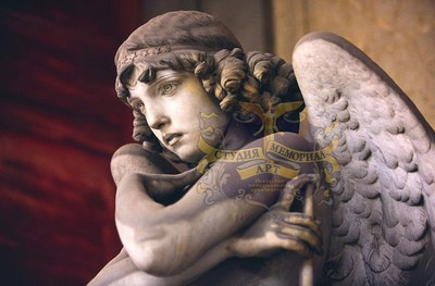 Памятник-ангел CMA-9.01УМемориал