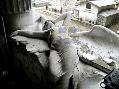 Мемориал Памятник-ангел CMA-9.08У