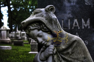 Мемориал Памятник-ангел CMA-9.10У