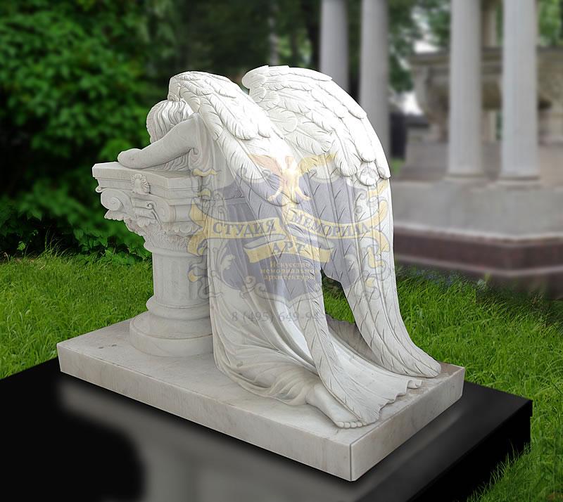 Мемориал Ангел на памятник CMA-9.22