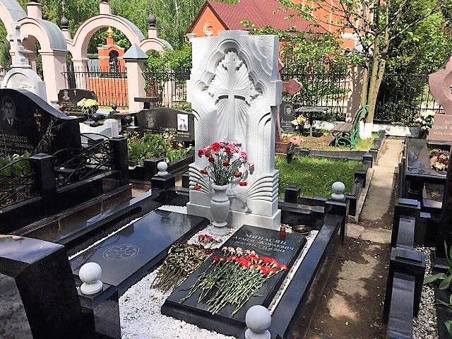 Армянский крест-ХачкарМемориал