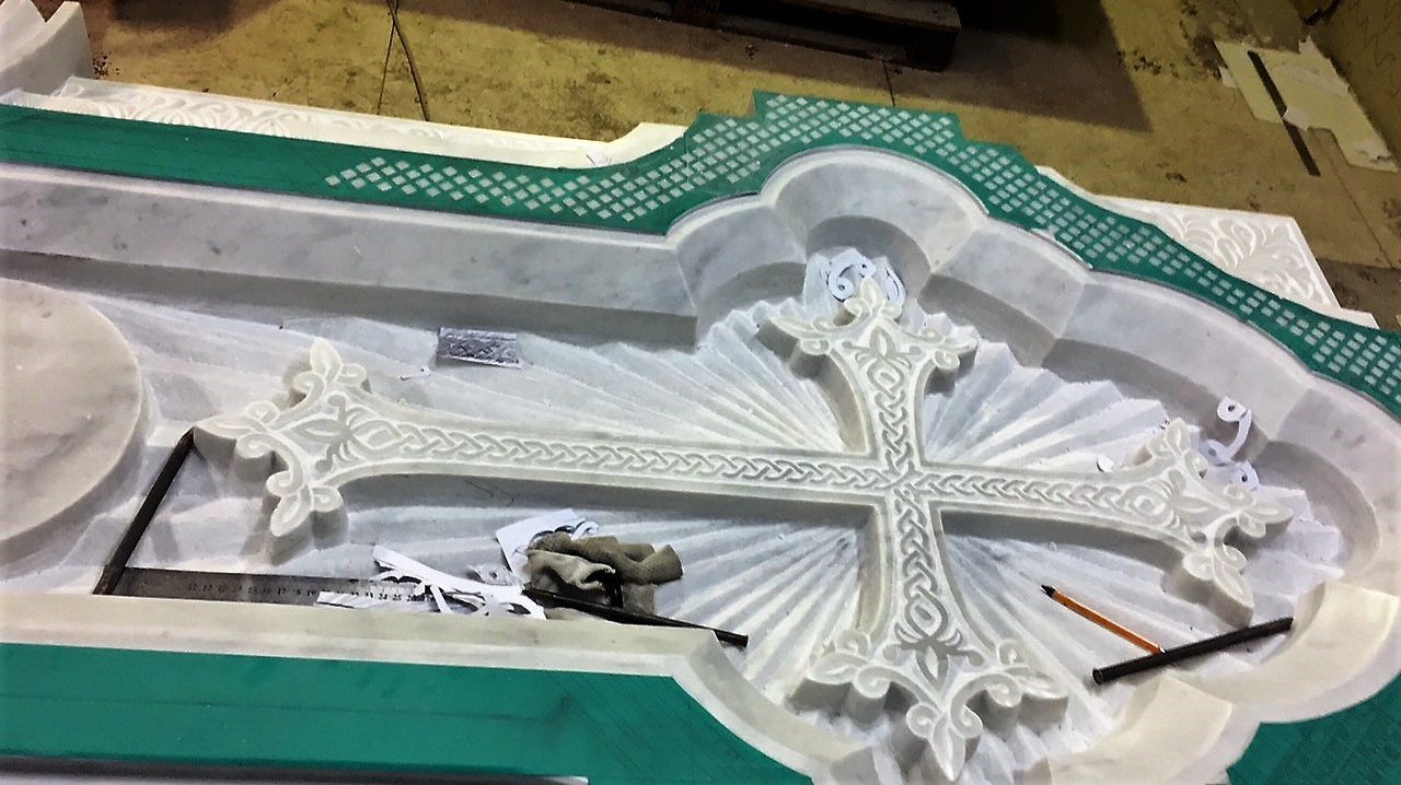 Армянский крест – ХачкарМемориал