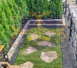 Озеленение могил - 3906