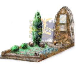 Озеленение могил - 3908