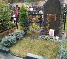 Озеленение могил - 3909