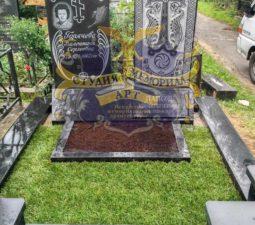 Озеленение могил - 3911