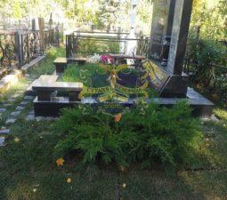 Озеленение могил - 3912