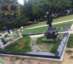 Озеленение могил - 3918