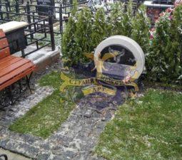 Озеленение могил - 3920