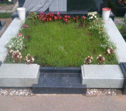 Озеленение могил - 3922