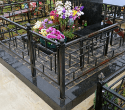 Озеленение могил - 3923