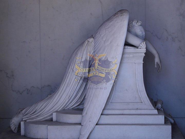 Мемориал Коэлга (Россия), Bianco Carrara (Италия)