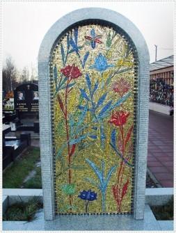 Витражное стекло в памятникахМемориал